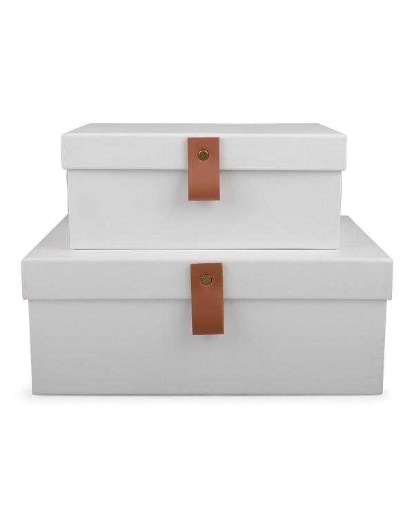 Förvaringsbox Ordnat 2-pack