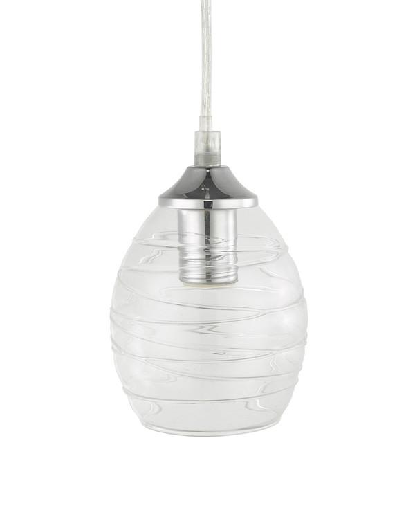 Vinduslampe Tellus