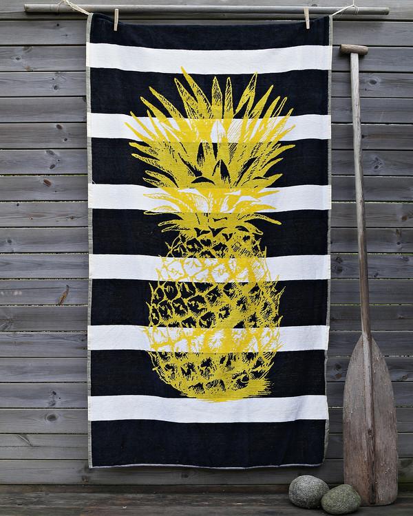 Badelaken Pineapple Golde