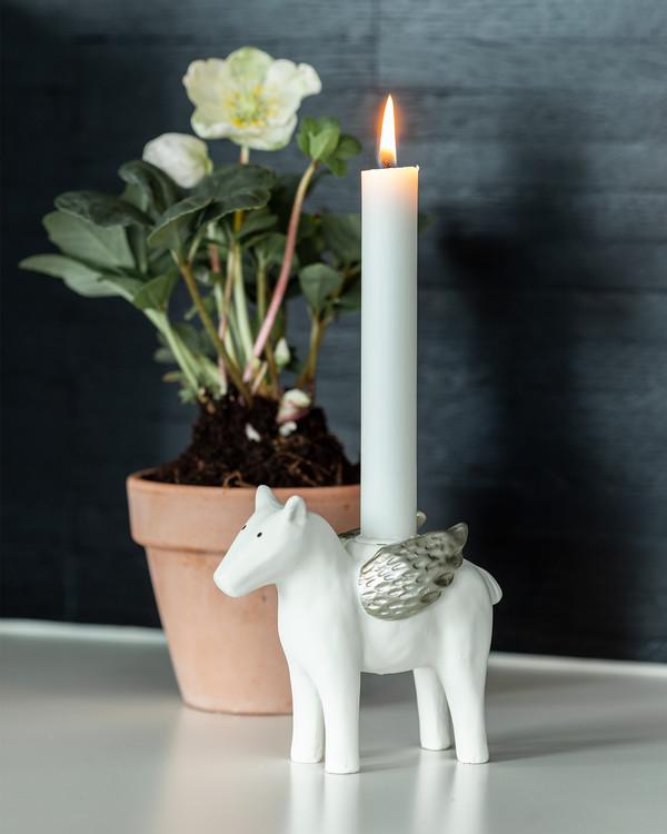 Kynttilänjalka Hevonen