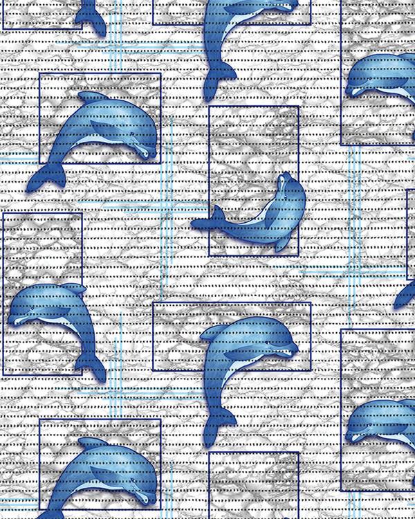 Aquamatta metervara Delfiner