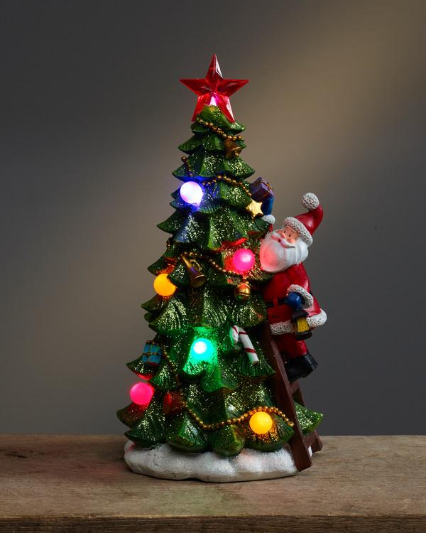 Weihnachtsdeko Wichtel & Tanne