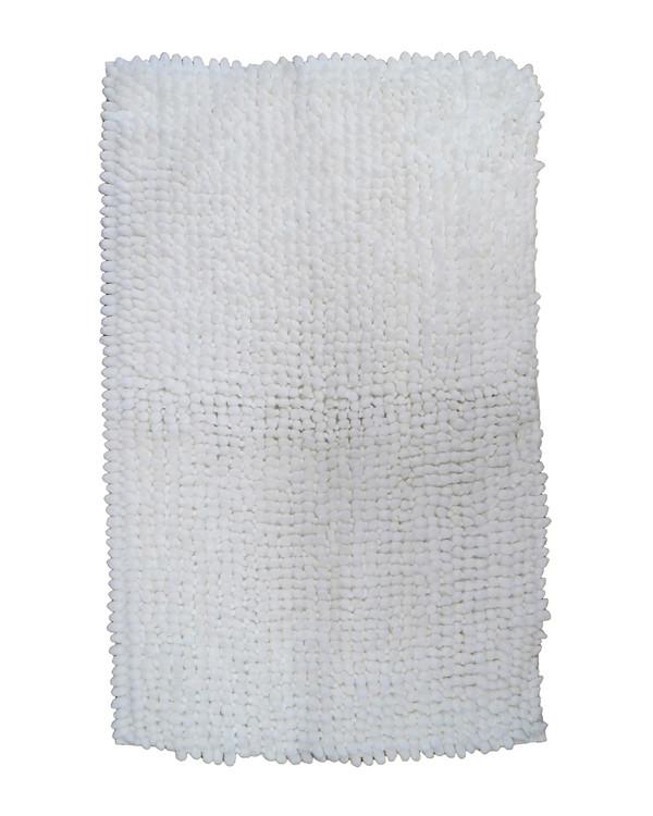 Bademåtte Carat hvid