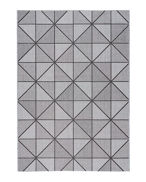 Sileäksi kudottu matto Norfolk