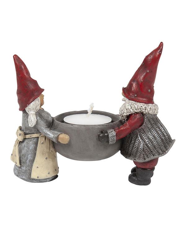 Kynttilänjalka Håkan ja Stina