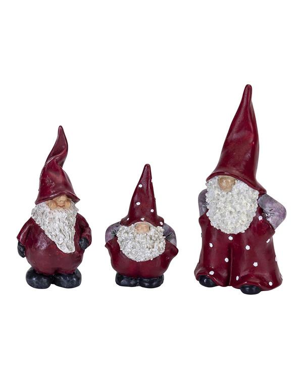 Juldekoration Elmer, Max och Leonard