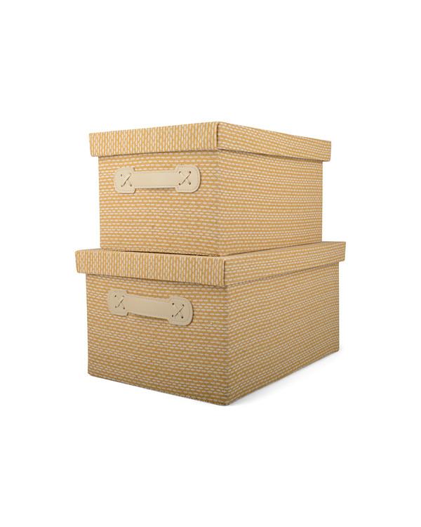 Förvaringsbox 2-pack