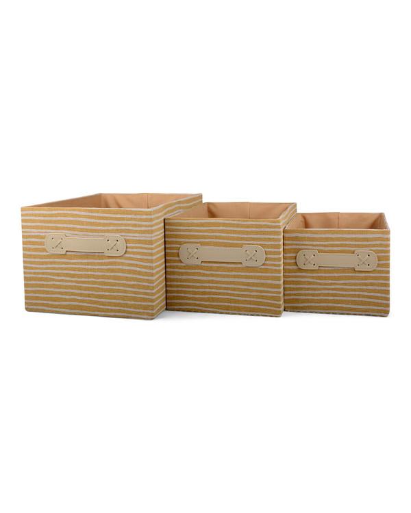 Förvarings Magasin 3-pack