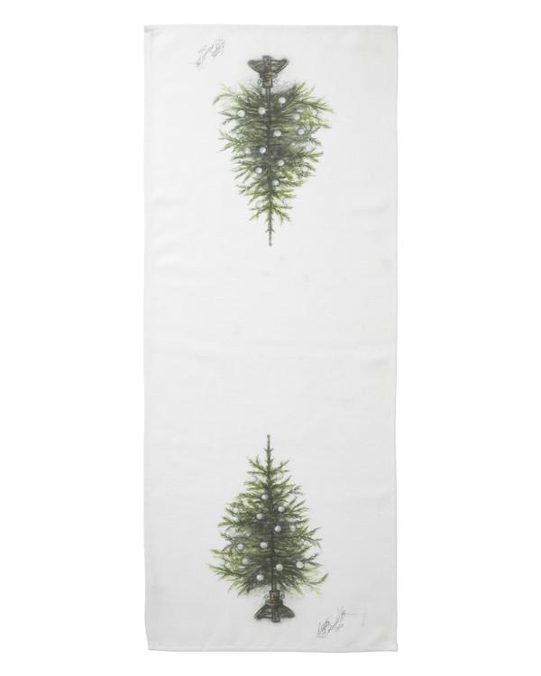 Løper Juletreet 40x100 cm