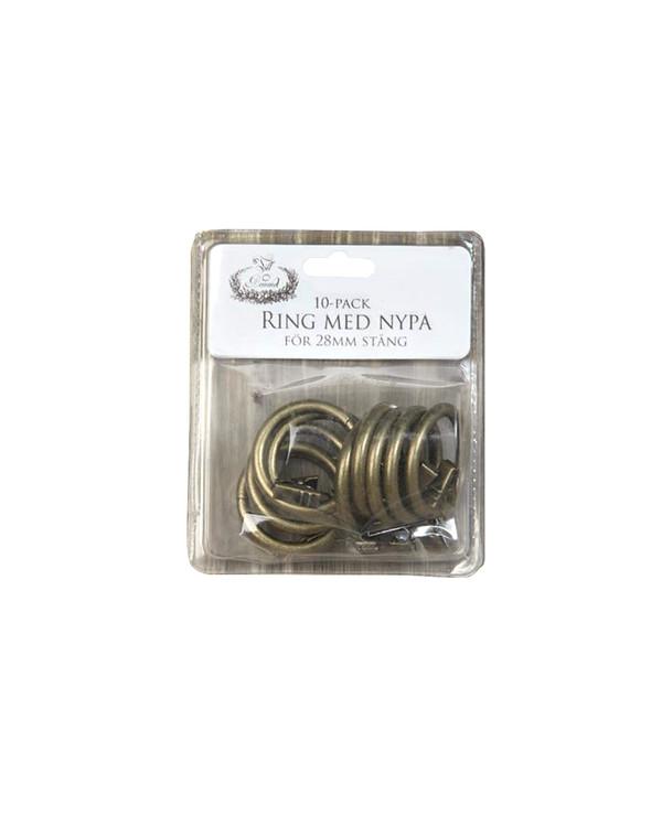 Verhorengas Kulta 28 mm 10/pak