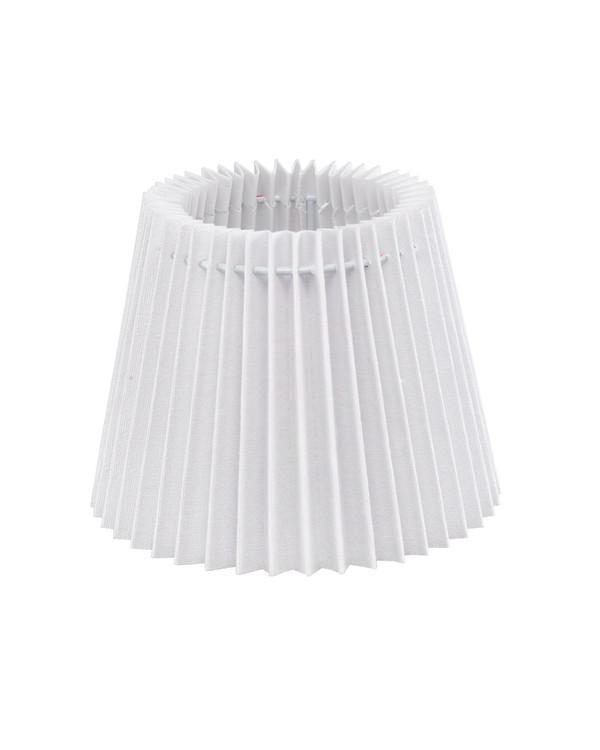 Lampeskærm plisseret