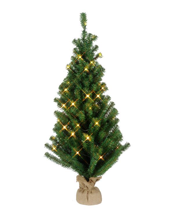 Jule-deko Grantræ 90 cm