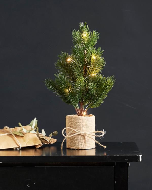 Juledekorasjon Bordtre