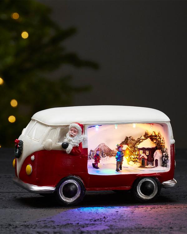 Jule-deko Nissebus