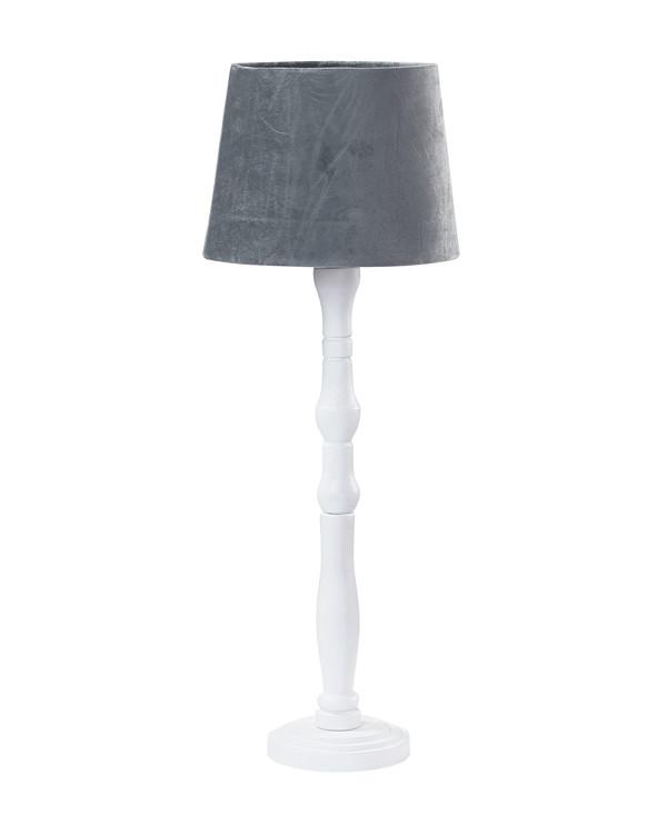 Bordlampe Elin Fløyel Høy