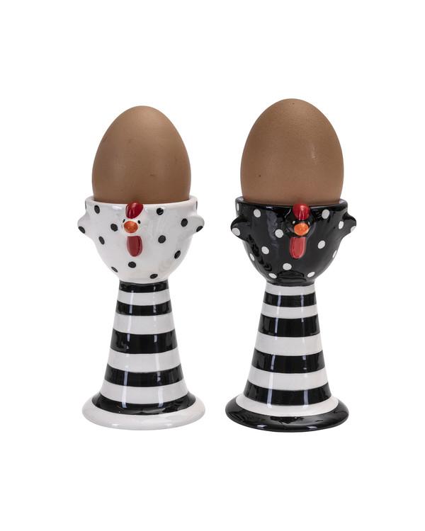 Æggebægre Høne 2-pak