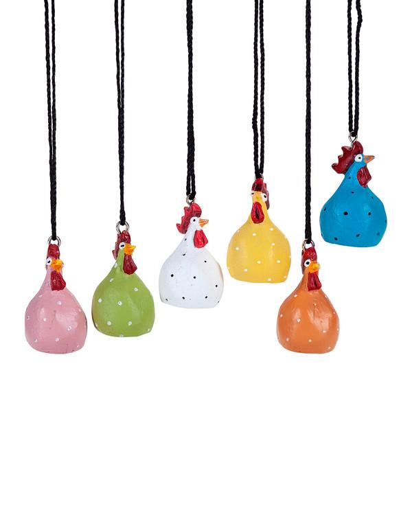Hængende høns 6-pak