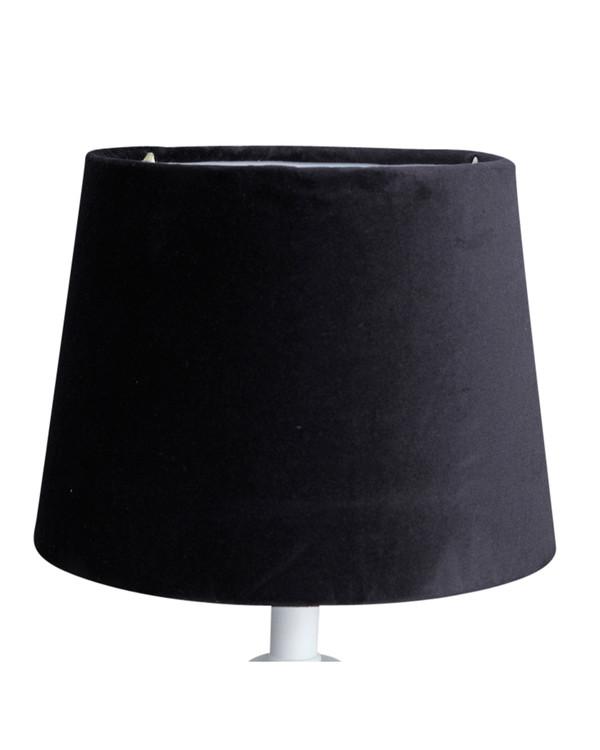 Lampeskærm Fløjl