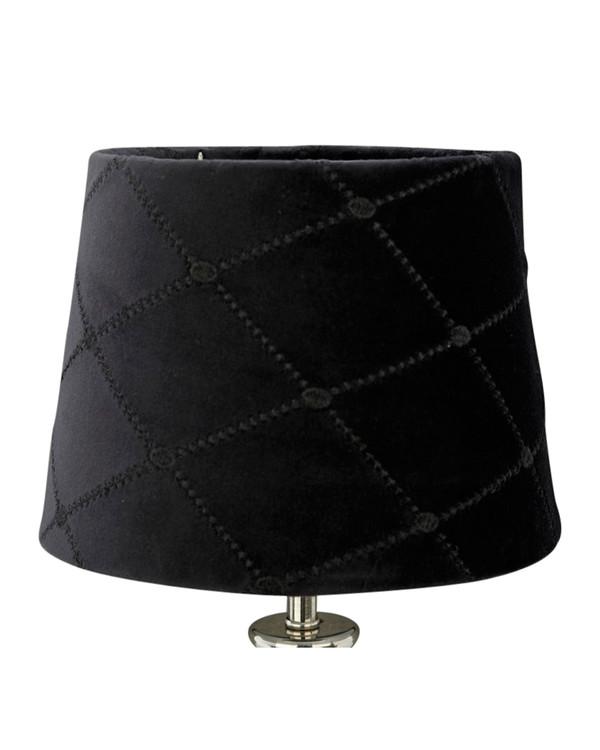 Lampeskjerm Fløyel