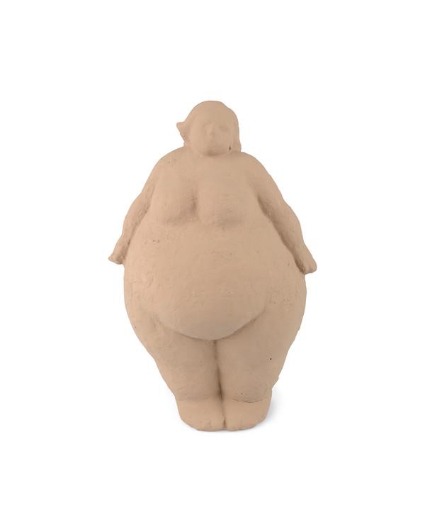 Dekorasjon Kvinne stående