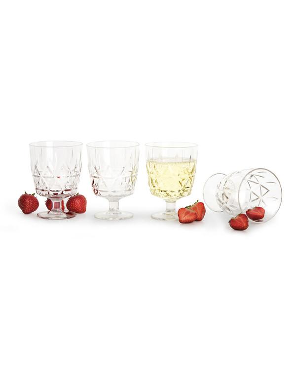 Piknik Glass 4-pk