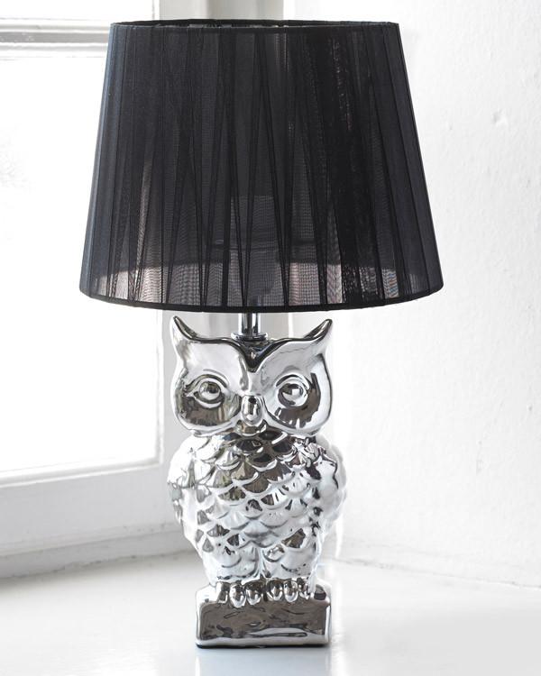 Bordlampe Uglen Helge