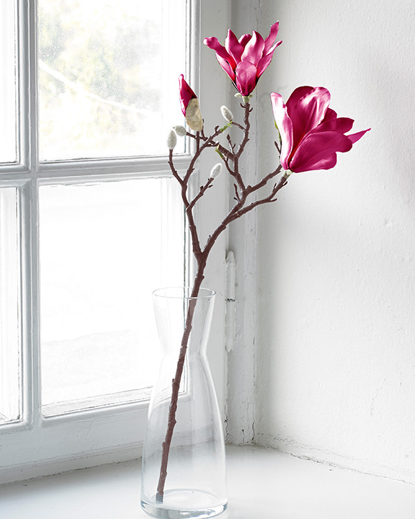 Kunstplante Magnolia