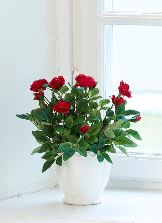 Kunstplante Rose