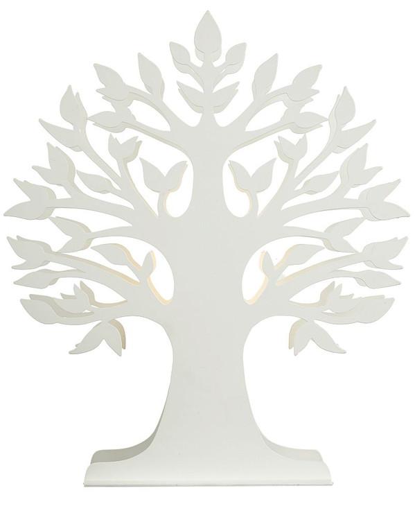 Pöytävalaisin Puu