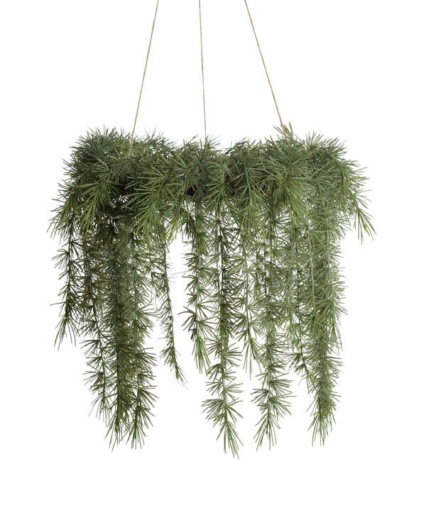 Kunstplante Krans 40 cm