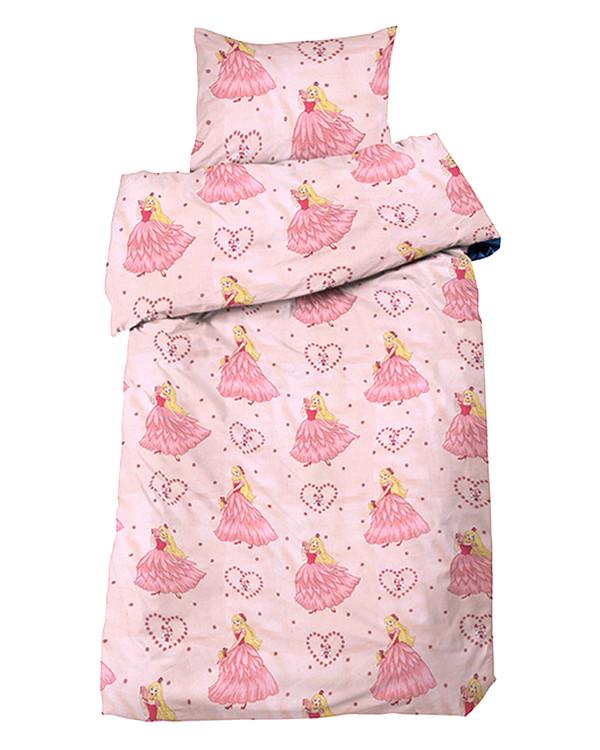 Sengetøysett Princess 2 deler