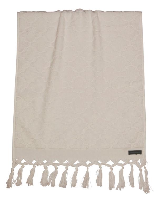 Pyyheliina Miah luonnonvalkoinen