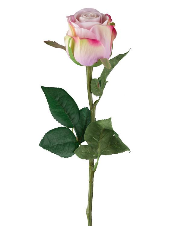 Kunsplante Rose 3-pk