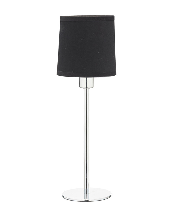 Bordlampe Pinne sort