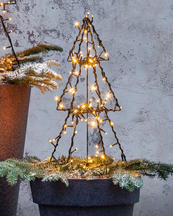 Juledekorasjon Juletre 50 cm