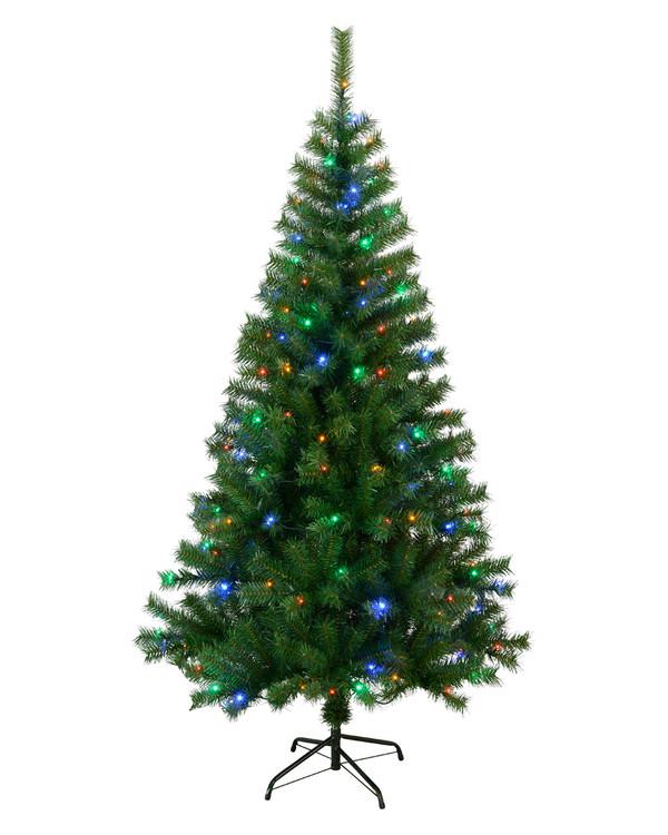 Juletræ Kalix LED 195 cm