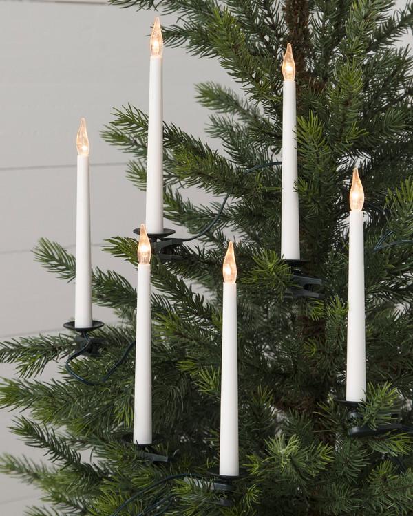 Joulukuusen valot, Slimline