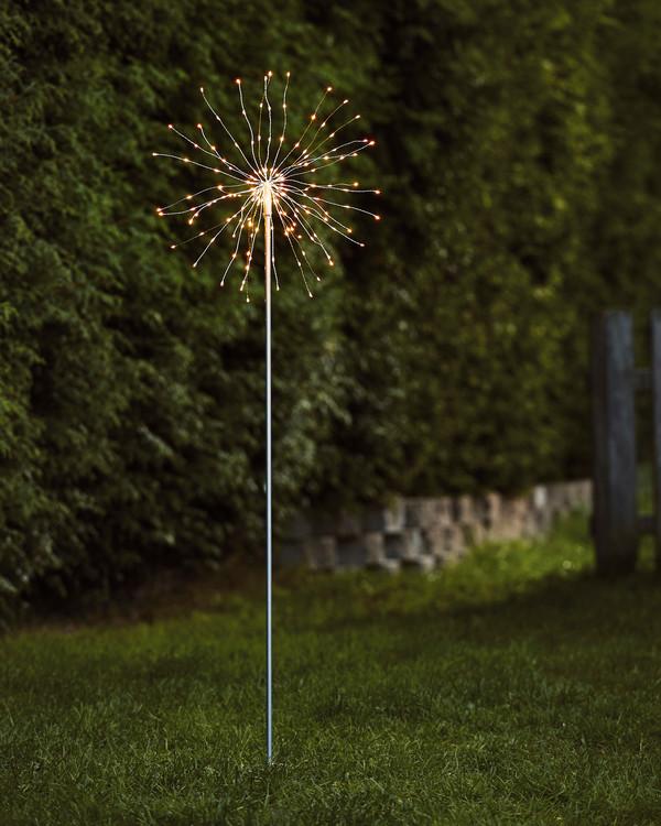 Utendørsdekorasjon Firework