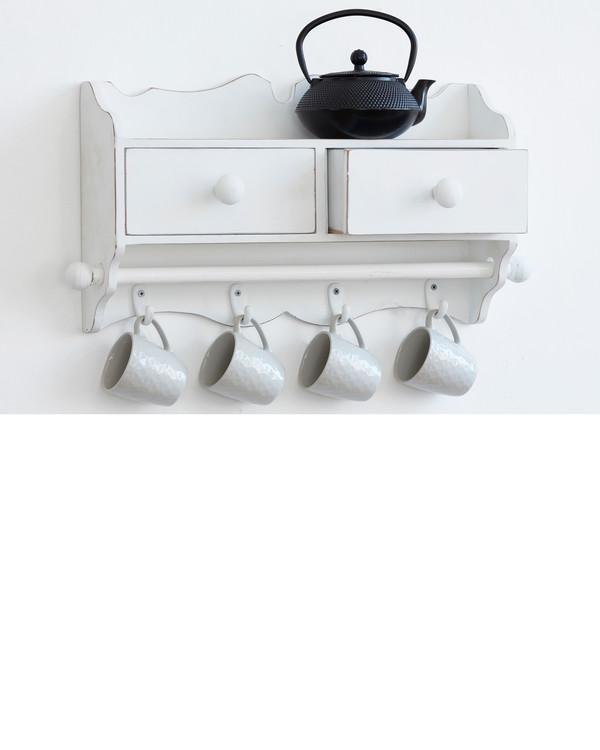 Pyyheteline/hyllyVintage, jossa laatikot