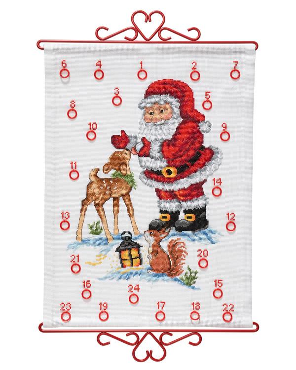 Kalenteri Joulupukin ystävät