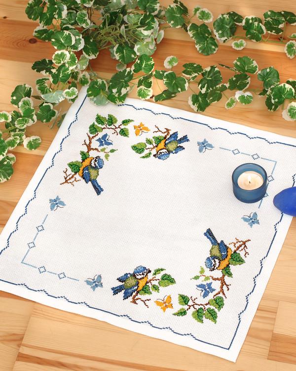 Duk Nyfikna blåmesar